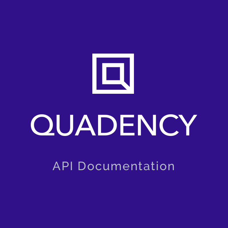 Quadency - Unified API – Quadency - Unified API